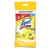 Reckitt Benckiser Lysol Disinfecting Wipes Flatpacks RAC 99717CT