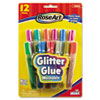 The Board Dudes RoseArt® Washable Glitter Glue Pens RAI 40066AA24