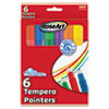 The Board Dudes RoseArt® Washable Tempera Painters RAI 48344AA12