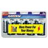 d batteries: Rayovac® Alkaline Batteries