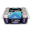 Rayovac High Energy Premium Alkaline Battery,C, 12/Pack RAY 81412PPK