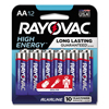 aa batteries: Rayovac® Alkaline Batteries