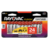 aa batteries: Fusion Advanced Alkaline Batteries, AA, 24/Pack