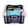 aaa batteries: High Energy Premium Alkaline Battery, AAA, 30/Pack