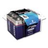 Rayovac High Energy Premium Alkaline Battery, 9V, 8/Pack RAY A16048PPK