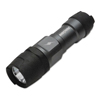 Electrical & Lighting: Virtually Indestructible LED Flashlight, 3 AAA, Black