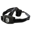 Rayovac Virtually Indestructible LED Headlight, 3 AAA, Black RAY DIYHL3AAABCT
