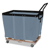 Janitorial Carts, Trucks, and Utility Carts: Royal Basket Trucks Basket Truck Handle