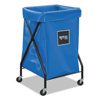 Janitorial Carts, Trucks, and Utility Carts: Royal Basket Trucks X-Frame Cart