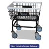 Janitorial Carts, Trucks, and Utility Carts: Royal Basket Trucks Wire Laundry Cart