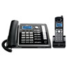 RCA RCA® ViSYS™ 25255RE2 Two-Line Corded/Cordless Phone System with Answering System RCA 25255RE2