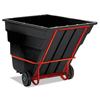 Janitorial Carts, Trucks, and Utility Carts: Rotomolded Tilt Truck