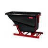utility carts, trucks and ladders: Self-Dumping Hopper