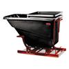 Rubbermaid Commercial Rubbermaid® Commercial Self-Dumping Hopper RCP 1074BLA