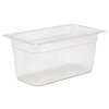 Rubbermaid Commercial Cold Food Pans RCP 118P CLE
