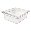 Rubbermaid Commercial Cold Food Pans RCP 124P CLE