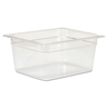 Rubbermaid Commercial Cold Food Pans RCP 125P CLE