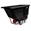 utility carts, trucks and ladders: Rotomolded Tilt Truck