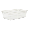 Rubbermaid Commercial Cold Food Pans RCP 132P CLE