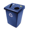 Rubbermaid Commercial Glutton® Recycling Station RCP1792339