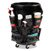Janitorial Carts, Trucks, and Utility Carts: Rubbermaid® Commercial Brute® Caddy Bag