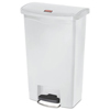 Rubbermaid Commercial Rubbermaid® Commercial Slim Jim® Resin Step-On Container RCP 1883557