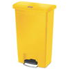 Rubbermaid Commercial Rubbermaid® Commercial Slim Jim® Resin Step-On Container RCP 1883575