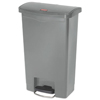 Rubbermaid Commercial Rubbermaid® Commercial Slim Jim® Resin Step-On Container RCP 1883602