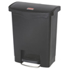 rubbermaid: Rubbermaid® Commercial Slim Jim® Resin Step-On Container