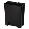 Rubbermaid Commercial Rubbermaid® Commercial Rigid Liner for Step-On Waste Container RCP 1900697