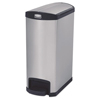 Rubbermaid Commercial Rubbermaid® Commercial Slim Jim® Stainless Steel Step-On Container RCP 1901993