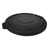 Rubbermaid Commercial Rubbermaid® Commercial Round Brute® Lid RCP 1926826
