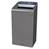 Rubbermaid Commercial Rubbermaid® Commercial Configure™ Indoor Recycling Waste Receptacle RCP 1961622