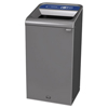Rubbermaid Commercial Rubbermaid® Commercial Configure™ Indoor Recycling Waste Receptacle RCP 1961623