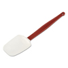 Rubbermaid Commercial High Heat Scraper Spoon RCP 1967RED