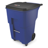 Rubbermaid Commercial Rubbermaid® Commercial Brute Rollouts with Casters RCP 1971996