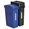 Rubbermaid Commercial Rubbermaid® Commercial Slim Jim® Recycling Container RCP 1998896