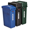 Rubbermaid Commercial Rubbermaid® Commercial Slim Jim® Recycling Container RCP 1998897