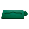 Rubbermaid Commercial Rubbermaid® Commercial Slim Jim® Single Stream Recycling Top RCP 2007884
