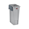 Rubbermaid Commercial Rubbermaid® Commercial Slim Jim Recycling Station Kit RCP2007913
