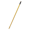 Rubbermaid Commercial Maximizer Quick Change Handle, 57 Length, Yellow RCP 2018823