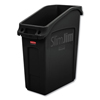 Rubbermaid Commercial Rubbermaid® Commercial Slim Jim Under-Counter Container RCP 2026696