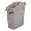 Rubbermaid Commercial Rubbermaid® Commercial Slim Jim Under-Counter Container RCP 2026698