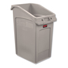 Rubbermaid Commercial Rubbermaid® Commercial Slim Jim Under-Counter Container RCP 2026724