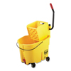Rubbermaid Rubbermaid Commercial WaveBrake 2.0 Bucket/Wringer Combos RCP 2031764