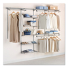 Rubbermaid Rubbermaid® Configurations® Custom Closet Kit RCP 2060336
