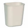 Rubbermaid Commercial Fiberglass Wastebasket RCP2541BEI