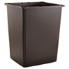 Rubbermaid Commercial Glutton® Container RCP256BBRO