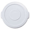 Rubbermaid Commercial Round Brute® Lid RCP 2609 WHI
