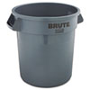 Rubbermaid Commercial Brute® Round Container RCP 2610 GRA